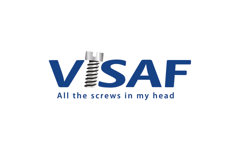 Visaf - All the screws in my head